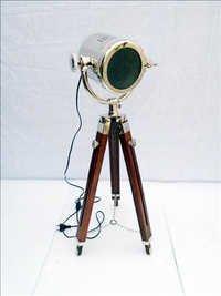 Nautical Vintage Floor Lamp