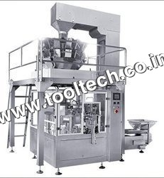 Gassete Type Pouch Packing Machine