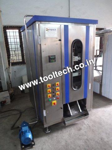 Oil Form Filling Sealing Machiner