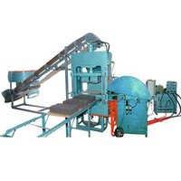 High Pressure Semi Automatic Machine