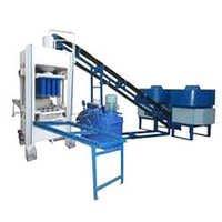High Pressure Semi Automatic Brick Machine