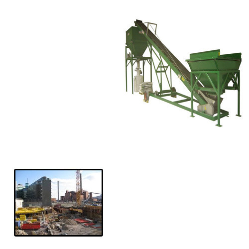 Big Hopper Machine for Construction