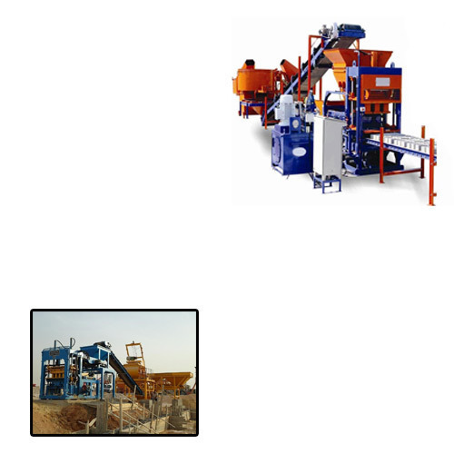 Brick Making Machine for Construction