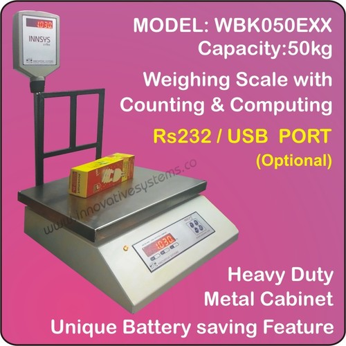 Benchtop Scale