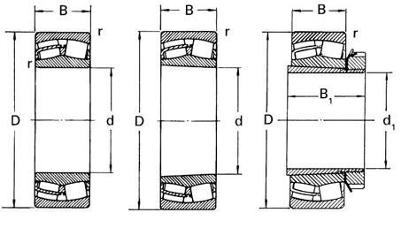 SUMO 22326 Sphrical Roller Bearing