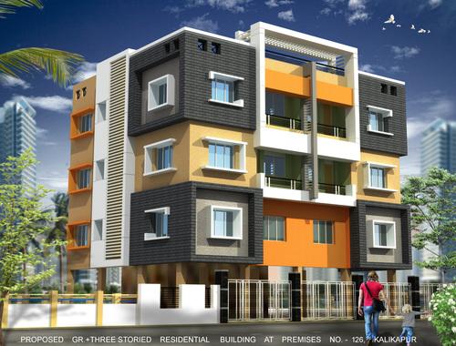 BUILDING CONSTRUCTION SERVICE COMMERCIAL