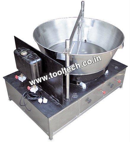 Khova Machine gas with dessel