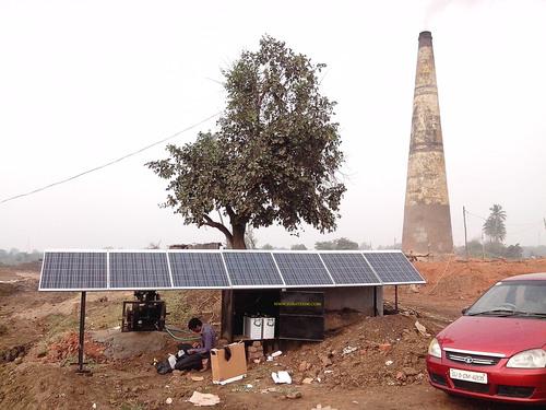 Solar Power Conditioning Units 6KVA