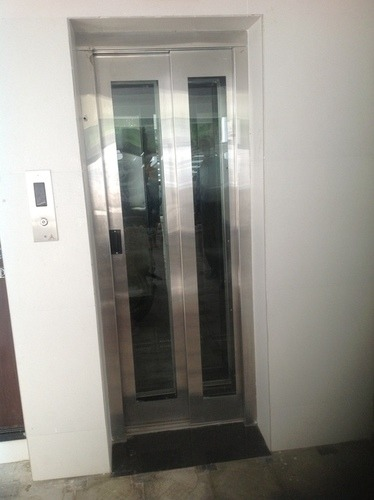 Telescopic Door Lifts with Full Vision