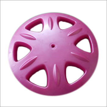 Plastic Pink Wheel Cover