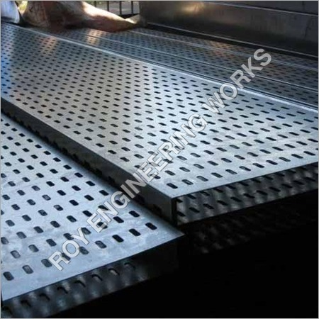 Stainless Steel Perforated Cable Trays