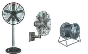Max Air Industrial/Domestic Fans