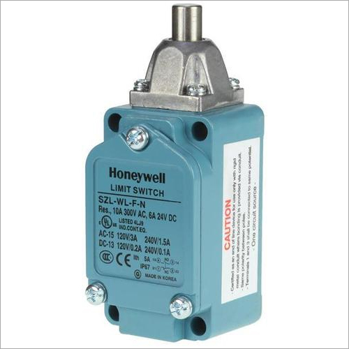 Honeywell Limit Switch SZL-WL-F-A01AH