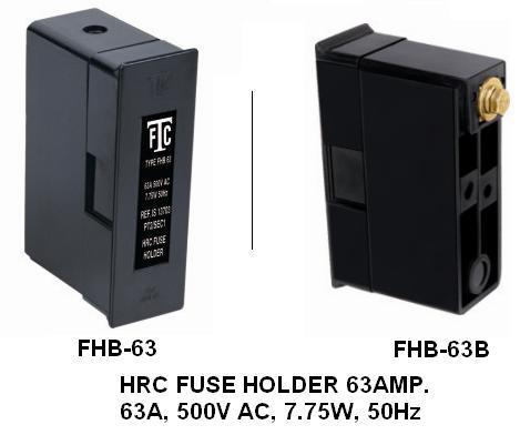 HRC Fuse Holder 63amp.