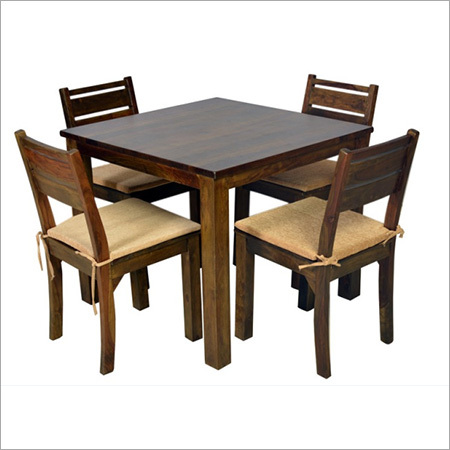 Wooden Dinning Table Chair Set