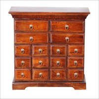 Wooden Drawer Chest