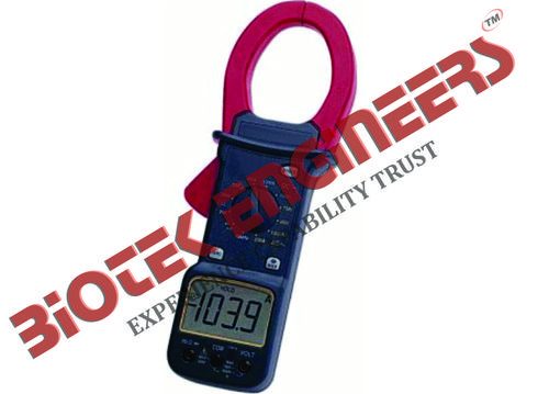Digital Clamp Meter 1000A - AC