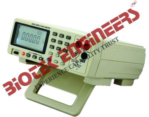 Dual Display Multimeter