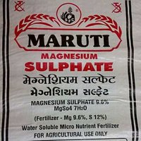 Magnesium Sulphate Supplier
