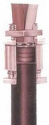 COMET SINGLE COMPRESSION TYPE HEAVY DUTY CABLE GLA