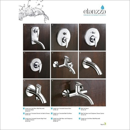 2 in 1 Sink Mixer