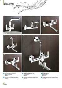 Wall Mounted Mixer Tap