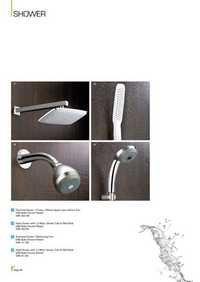 Hand Held Shower Head