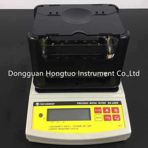 DH-600K Popular 2 Years Warranty Digital Electronic Gold Tester