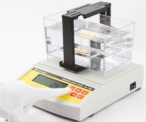 Gold Purity Analyzer