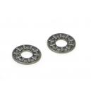 Axial bearing set