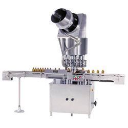 Automatic Six Head Screw Capping Machine