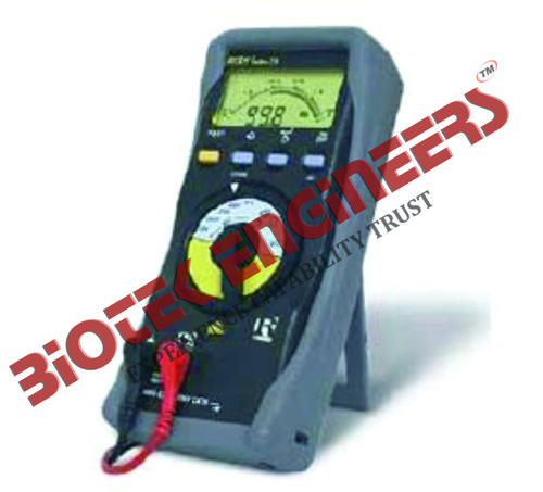 Digital Insulation Tester-B