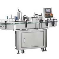Automatic Wrap Around Labeling Machine