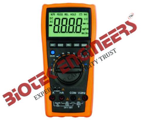 3 3/4 Digital Multimeter C