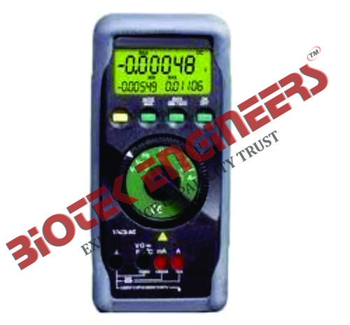 5 3/4 Digital Multimeter
