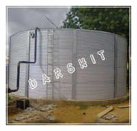 Rostfrei Steel Water Storage Tank