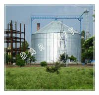 Rostfrei Grain Storage Silos