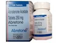 Abretone 250 mg Abiraterone Tablets
