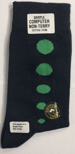Green school Socks