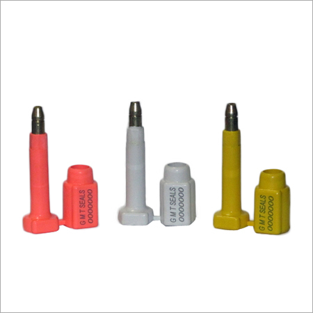 Plastic Container Security Seals