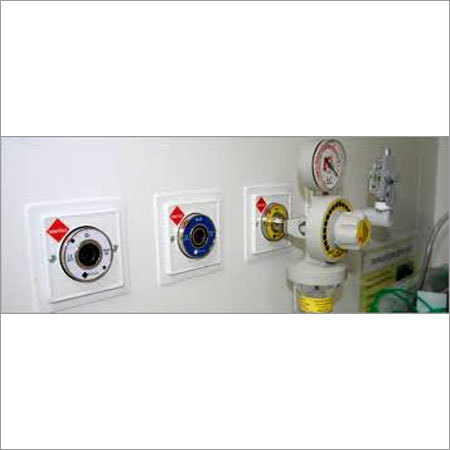 Medical Gas pipe line products