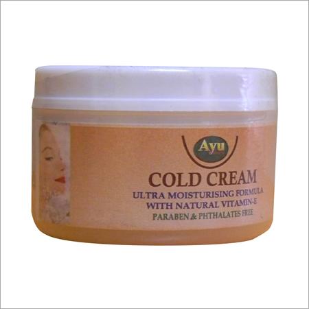 Ayurvedic Cold Cream