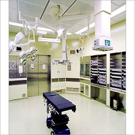 Modular Operation Theatre Equipment