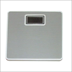 Bathroom Weighting Scale