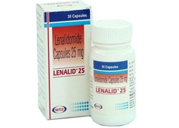 Lenalid 25 mg Lenalidomide