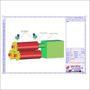Ultrasonic Type Roller Lift Sensors