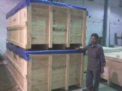 pinewood box heavy duty packaging Box