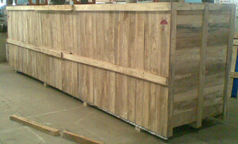wooden box export packing