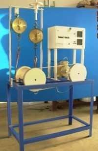 Slip & Creep in a Flat Belt Apparatus