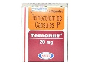 Natco Temozolomide Temonat Capsule